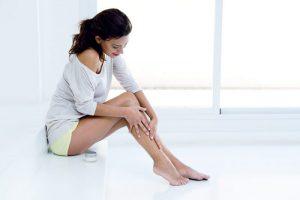 napięta skóra kolagen