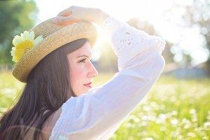 Cynk ważny jest także dla zdrowia i wyglądu włosów, skóry głowy i paznokci