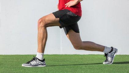 Silne mięśnie nóg